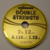 Fiskelina Drennan Double Strength 0,128 mm